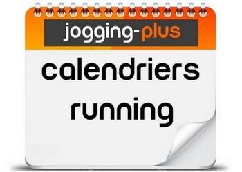 Calendriers running course à pied par Jogging-Plus.com