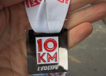 Photo of Résultats, classement et photos des 10 km de L'Équipe 2013
