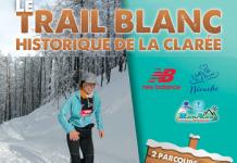 Trail Blanc New Balance, Névache Vallée de la Clarée