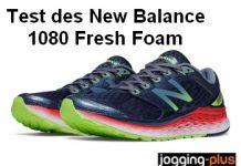 Test des New Balance 1080 fresh Foam par Jogging-Plus
