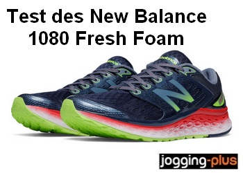 Photo of Test des New Balance 1080 V6 Fresh Foam: qui veut du confort?
