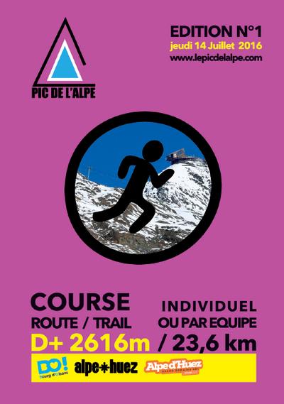Pic de l'Alpe d'Huez