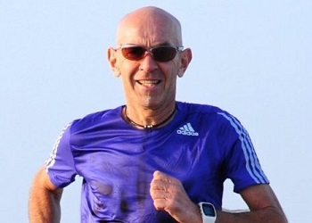 Photo of JoggInterview Dominique Chauvelier : une vie 100% running!