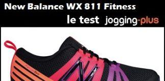 Test des New Balance WX 811, chaussures de Fitness, par Jogging-Plus