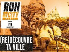 Run my city Paris