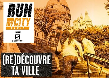 Photo de Run My City Paris 2020