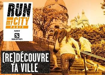 Photo of 1 dossard pour Run My City Paris 2016