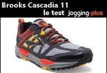 Test des Brooks Cascadia, chaussures de trail, par Jogging-Plus