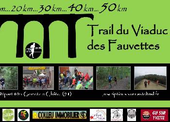 Photo of Trail du Viaduc des Fauvettes 2020, Gometz-le-Châtel (Essonne)