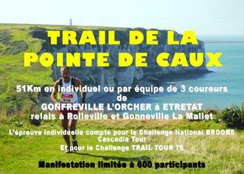 Photo of Trail de la pointe de Caux 2019, Gonneville-la-Mallet (Seine Maritime)