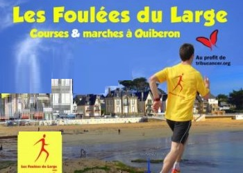 Photo of Foulées du Large 2020, Quiberon (Morbihan)