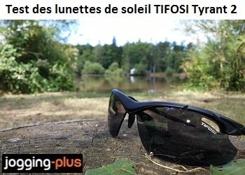 Photo of Test des lunettes de soleil de sport Tifosi Tyrant 2 : un confort maximal
