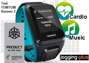 Photo of Test TomTom Runner 2 Music+Cardio: simple, complète et efficace