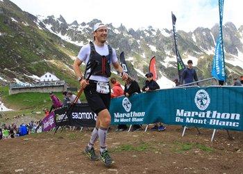 Le Marathon du Mont-Blanc 2016 vue par Jérôme