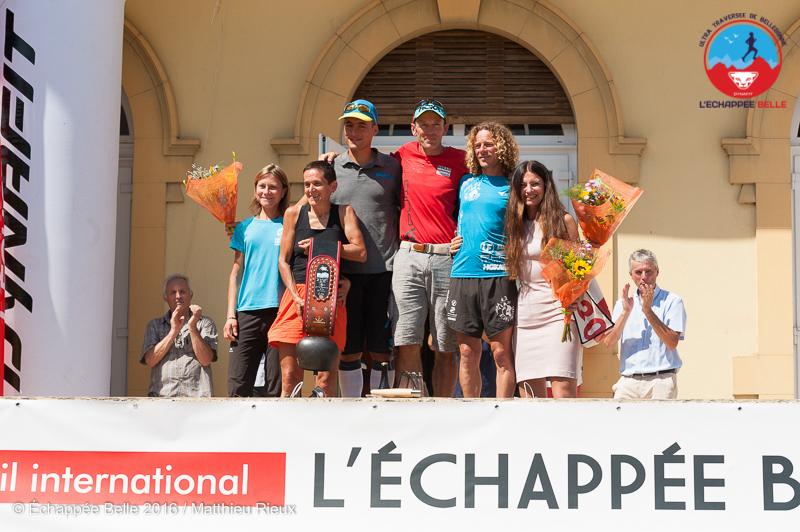 Photo of Résultats et classement Echappée Belle 2016 (Vizille)
