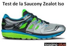 Test des chaussures de running Saucony Zealot ISO