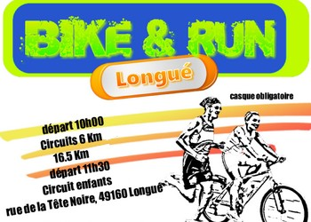 Photo de Bike and Run de Longué-Jumelles 2019 (Maine et Loire)