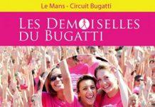 Les Demoiselles du Bugatti, Le Mans (Sarthe)