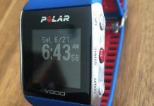 Test de la Polar V800