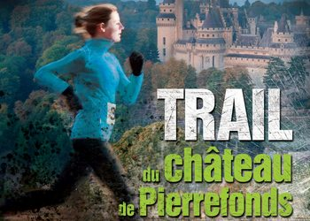 Photo of Trail du Château de Pierrefonds 2020 (Oise)