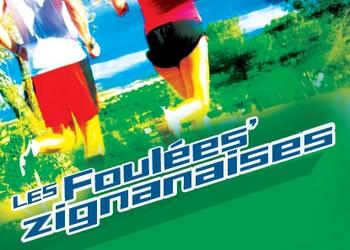 Photo de Foulées zignanaises 2020, Lézignan-Corbières (Aude)