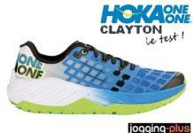 Test de la Hoka One One Clayton par Jogging-Plus.com
