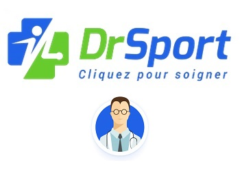 Photo de Lancement de l'application Dr Sport: cliquez pour soigner
