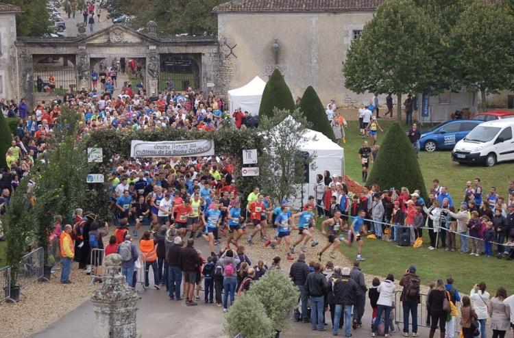 Récit du trail de La Roche Courbon 2016 10 km