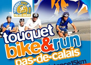 Photo de Touquet Bike & Run 2020, Le Touquet-Paris-Plage (Pas de Calais)