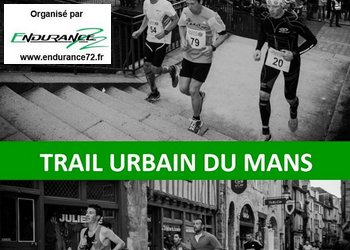 Photo de Trail urbain du Mans 2020, Le Mans (Sarthe)