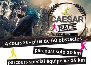 Photo of Caesar Race, course à obstacles, Charleval (Bouches du Rhône)