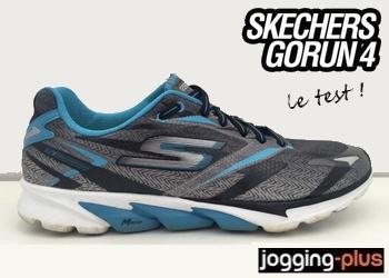 Photo of Test des Skechers GOrun 4: un modèle à découvrir