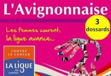 3 dossards pour l'Avignonnaise 2017 (Vaucluse)