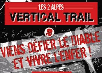 Photo of Verticale du Diable, les 2 Alpes (Isère)