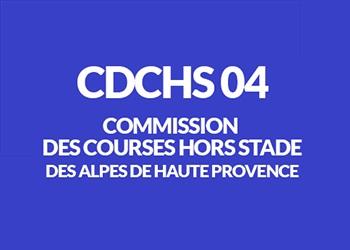 Photo of CDCHS 04 – Calendrier des courses hors stade des Alpes de Haute Provence