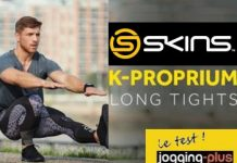 Test du collant K-PROPRIUM par Jogging-Plus.com