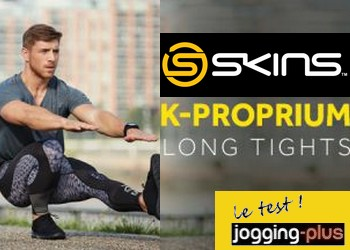 Photo of Test du collant K-PROPRIUM: le renforcement proprioceptif par Skins