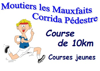 Photo of Corrida de Moutiers 2020, Moutiers-les-Mauxfaits (Vendée)