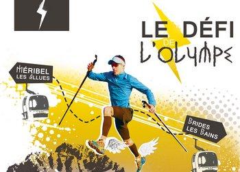 Photo of Défi de l'olympe de Méribel, trail vertical, Brides-les-Bains (Savoie)