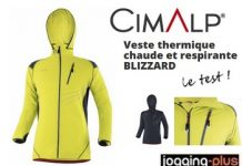 Test de la veste Cimalp Blizzard par Jogging-Plus