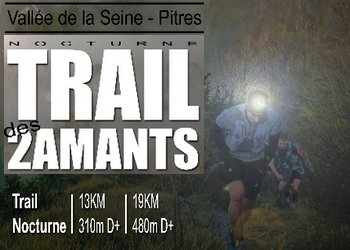 Photo de Noc'Trail des 2 amants 2020, Pitres (Eure)