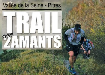 Photo of Trail des 2 amants 2020, Pitres (Eure)