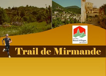 Photo of Trail de Mirmande 2020 (Drôme)
