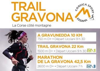 Photo of Trail Gravona 2020, Ucciani (Haute Corse)