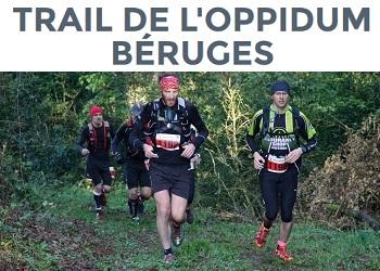 Photo of Trail de l'Oppidum 2020, Béruges (Vienne)