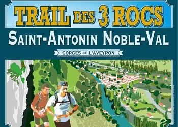 Photo of Trail des Trois Rocs, Saint-Antonin-Noble-Val (Tarn et Garonne)