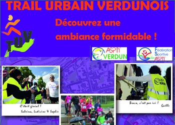 Photo of Trail Urbain Verdunois 2020 (Meuse)