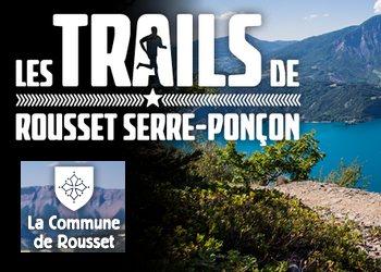 Photo de Trails de Rousset Serre-Ponçon 2020 (Hautes Alpes)