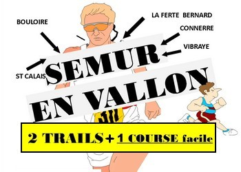 Photo of Courons à Semur 2020, Semur-en-Vallon (Sarthe)