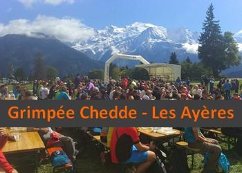 Photo of Grimpée Chedde – Les Ayères 2019, Passy (Haute Savoie)